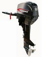 Двухтактный лодочный мотор Hidea HD   9.8 FHS - HIDEA-HD9-8FHS