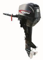 Двухтактный лодочный мотор Hidea HD   5 FHS - HIDEA-HD5FHS
