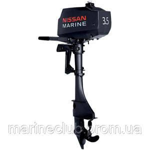 лодочный мотор nissan marine ns 3,5 a2