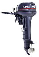 Двухтактный лодочный мотор Yamaha  15FMHS - YAMAHA-15FMHS