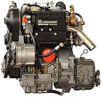 Стационарный лодочный мотор Lombardini LDW  702 M с редуктором TMC-40 (20 л.с.) - Lombardini-LDW-702MR