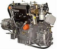 Стационарный лодочный мотор Lombardini LDW 1003 M с редуктором TMC-60 (30 л.с.) - Lombardini-LDW-1003MR6