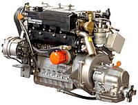 Стационарный лодочный мотор Lombardini LDW 1404 M с редуктором TMC-60 (40 л.с.) - Lombardini-LDW-1404MR6