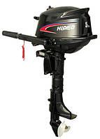 Четырехтактный лодочный мотор Hidea HDF   5 HS - HIDEA-F5HP