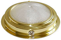 """Фонарь осветительный каютный 4"""", лампа накаливания - TMC-019B"""