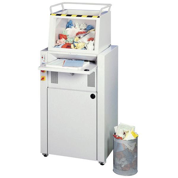 EBA 5141 C 4x40mm. Офисный измельчитель документов. Продольная резка. Съемная корзина 165 литров.