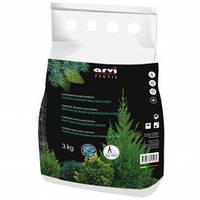 Удобрение Arvi Fertis NPK 12-6-18+МЕ для хвойных и декоративных растений, 3 кг.