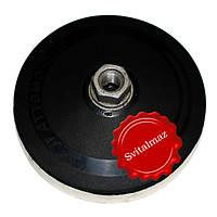 Войлок, круги войлочные белые на основе М14 Ф125 мм. толщина 20 мм. для полировки габбро, камня, гранита и мра