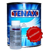 Клей Tenax Nitor 50 объёмом 1 литр супер прозрачный жидкий для склейки камня и мрамора.