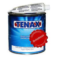 Клей мастика Tenax Solido Transparento объёмом 0.750 литра прозрачного цвета для склейки памятников из габбра