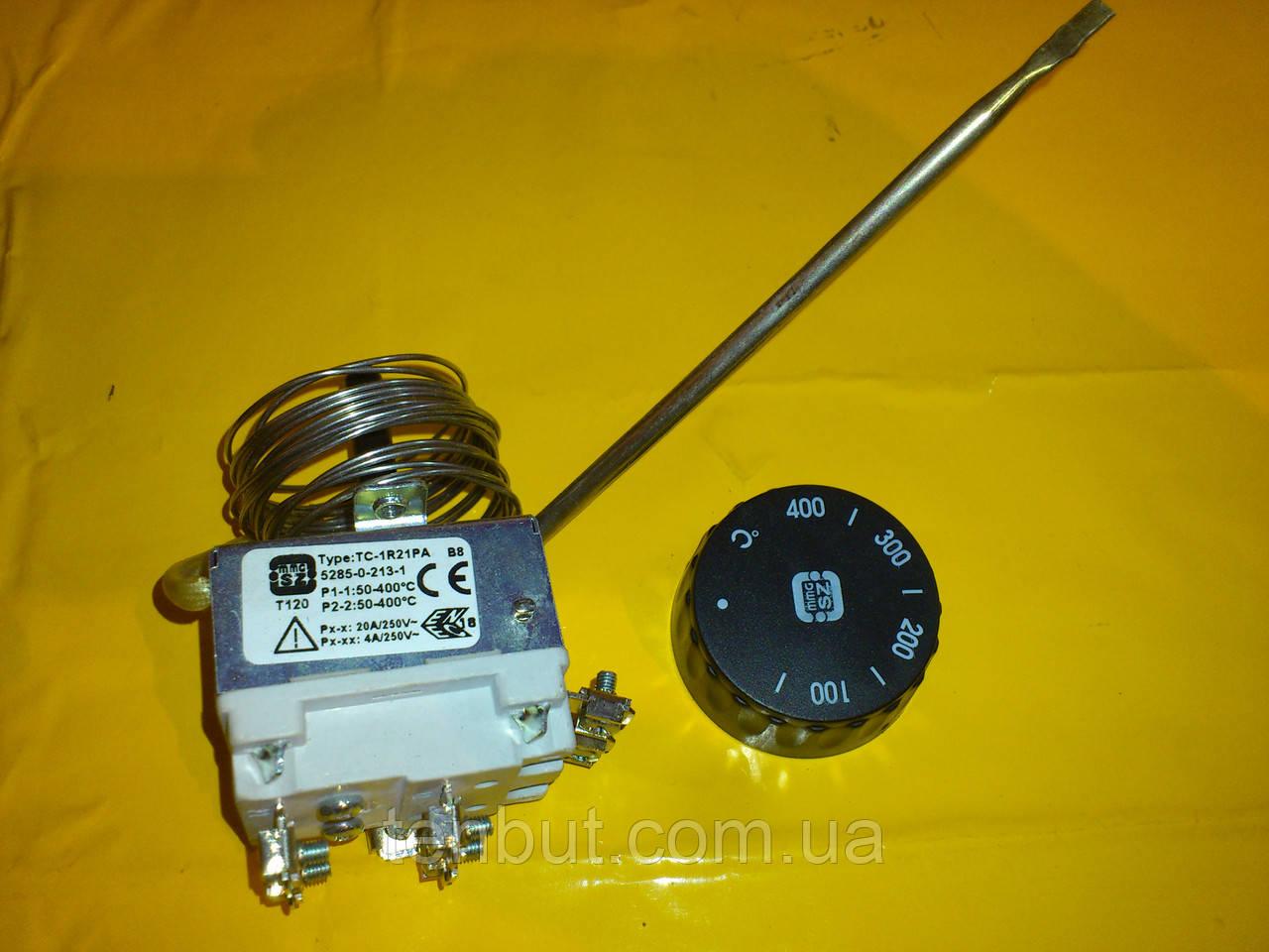 Терморегулятор MMG - 400 ℃ / 2-х полюсный аналог Т-32М  капилярный 2.2 м. производство Венгрия