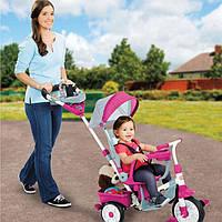 Детский велосипед Perfect Fit 4 в 1 Trike  Pink Little Tikes 639654Е4