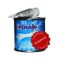 Клей мастика Tenax Solido Nero объёмом 0.125 литра чёрного цвета для склейки памятников из габбра и мрамора.