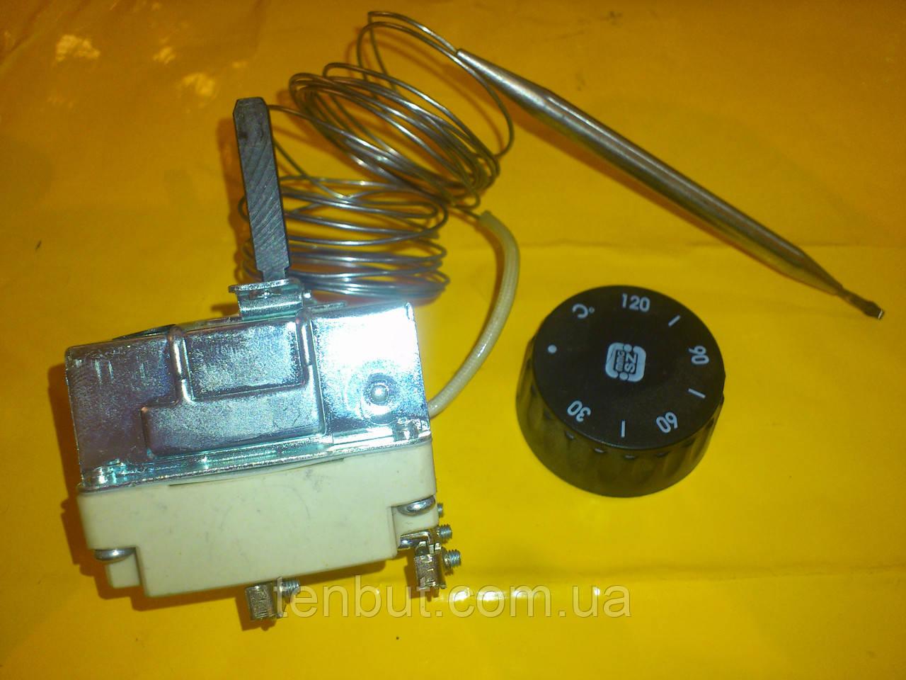 Терморегулятор MMG - 120 ℃ / 3-х полюсный капилярный 2.2 м. производство Венгрия