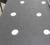 Агроволокно 50 г/м² 1,6 х 50 м. Черно-белое. Перфорированное. Agreen, фото 1