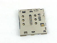 Разьём SIM Huawei Ascend P7, лицензия