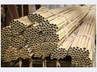 Латунная труба ф 92х12.5мм ЛС-59-1 немерная ГОСТ цена купить доставка,  порезка по розмерам.