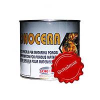 Воск густой Monocera Nera General (чёрный) объёмом 0.5 литра для камня габбро, гранита, мрамора.