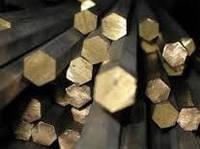 Латунный шестигранник Л63  п/т ЛС59 (твёрдый, мягкий, полутвёрдый) ф17 х 2500 ГОСТ   доставкой по Украине. ООО Айгрант