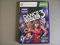 Игра xbox 360 Kinect Dance Central 3 регион NTSC