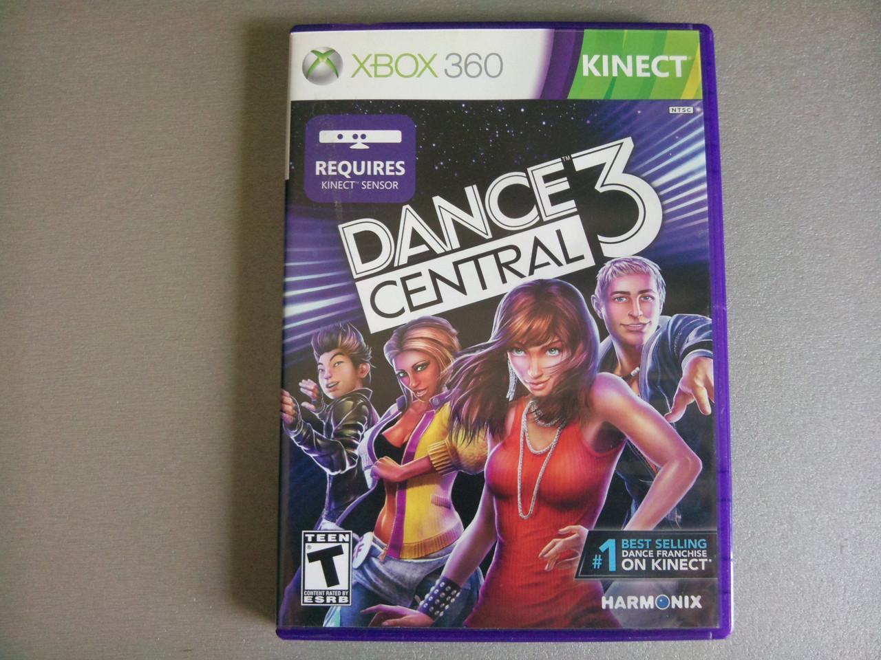 Игра xbox 360 Kinect Dance Central 3 регион NTSC - USmag в Черновцах