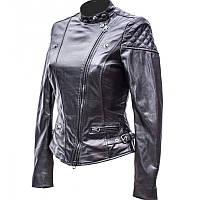 Женская кожаная мотокуртка Montecatena CR Joyita Lady Италия 42 размер