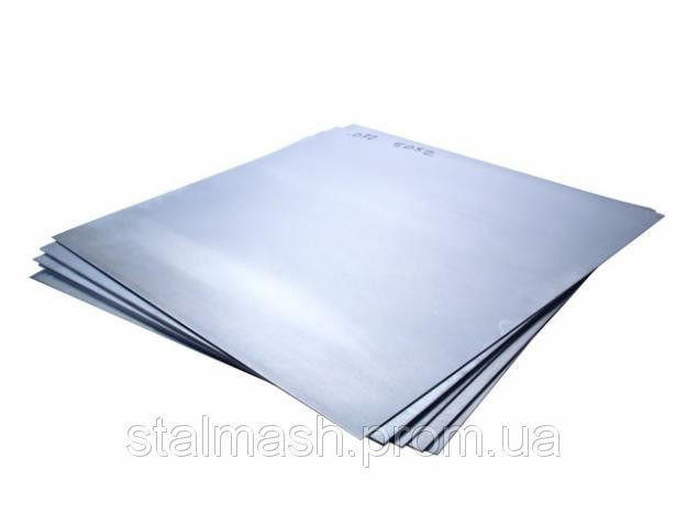 Лист AISI 430 2B 1,0х1000х2000