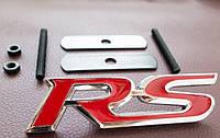 Эмблема решетки радиатора RS