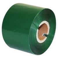 Риббон Wax/Resin 65х300, Ø25 мм, зеленный