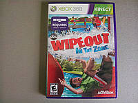 Игра xbox 360 KINECT Wipeout In the Zone регион NTSC