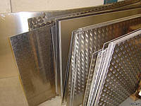 Лист алюмінієвий 4х1250х2500мм АД31 ГОСТ цена купить алюминиевый лист рифлённый чечевица, квинтет, алмаз.