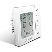"""""""SALUS"""" VS10WRF Беспроводной, цифровой регулятор температуры 4 в 1, белый, скрытого монтажа, 230V"""