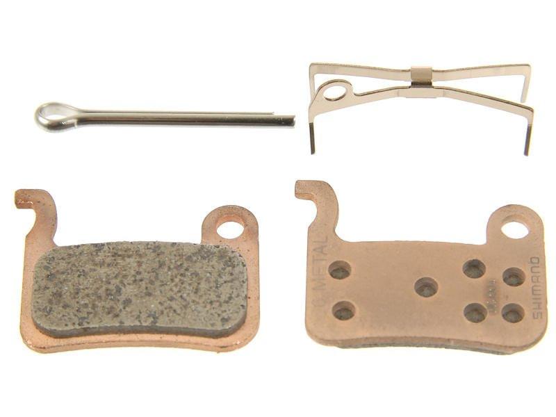 Гальмівні колодки Shimano M06 метал