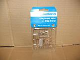 Гальмівні колодки Shimano M06 метал, фото 2
