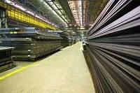 Лист конструкционный 20 22 25 30 40 50 60  сталь 09Г2С стальной стали купить  толщина вес мм цена