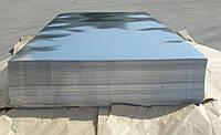 Лист матовый 0,5х1000х2000 мм AISI 304 х/к, 2B нержавеющий нержа. нж сталь. ст. хк. гк, ГОСТ цена купить с доставкой 0.6