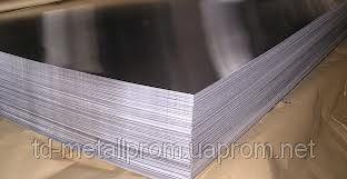 Лист н/ж AISI 201 (12Х15Г9НД)  0,8,1,0,1,2,2-4мм  листы н/ж,поливанные,матовые