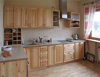 Кухня под заказ натуральная, фото 1