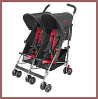 Прогулочная коляска-трость для двойни Maclaren Twin Triumph