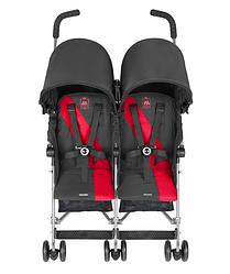 Детская коляска-трость для двойни Maclaren Twin Triumph