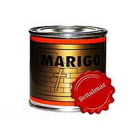 Краска золотого цвета Marigo (Мариго) объёмом 100 мл. для золочения камня гранита и мрамора.
