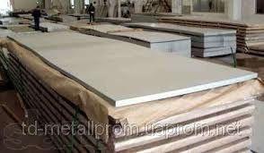 Лист нержавіючий AISI 321 25,0 NO1 листи нж, нержавіюча сталь, неіржавіюча сталь, ціна купити гост