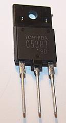 Транзистор 2SC5387 (TO-3PF)