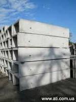 Лоток инженерных сетей Л-3-15-1 лотки железобетонные купить цена серия гост жби доставка по Украине