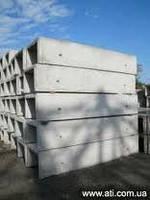 Лоток инженерных сетей Л-3-3 лотки железобетонные купить цена серия гост жби доставка по Украине