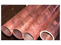 Медная труба М1 М2 ф 150х3 мм мягкая, твёрдая в бухте, ГОСТ купить