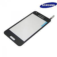 Touchscreen (сенсорный экран) для Samsung I8530, оригинал (черный)
