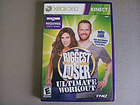 Игра xbox 360 The Biggest Losen Ultimate Workout регион NTSC
