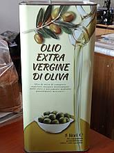 Оливковое масло Италия 5 л Extra Vergine