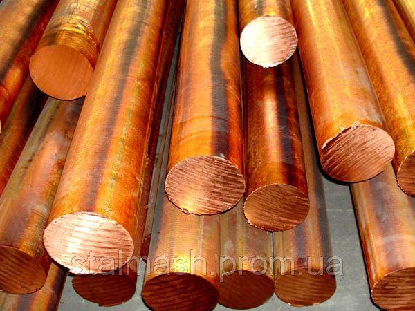 Пруток (Украина -Россия) бронзовый БрА9Ж4 Ф=16-160мм.
